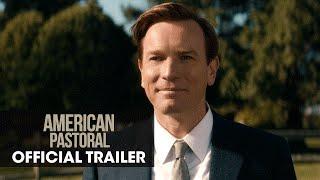 Trailer of American Pastoral (2016)