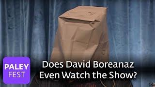 Bones - Does David Boreanaz Even Watch the Show?
