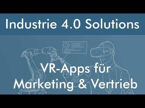 Virtuelle Realität Lösungen für die Industrie
