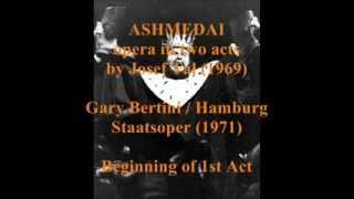 Tal: Ashmedai – Hamburg Staatsoper