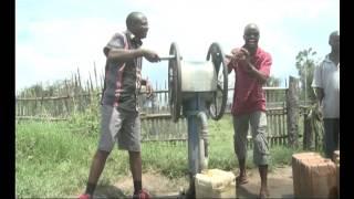 Daring Abroad: Sam Bananah making a difference in Burundi with bee keeping and gardening at an orpha