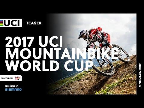 Zwiastun Pucharu Świata w kolarstwie górskim 2017