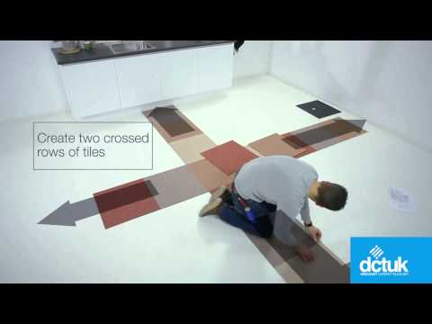 How to fit carpet tiles the easy way