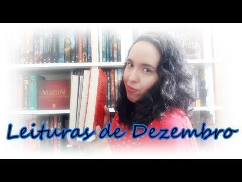 Leituras de Dezembro (2017) | Um Livro e Só