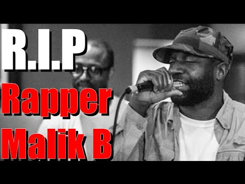 Rapper Malik B Of The Roots dies at 47