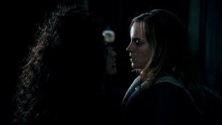 Harry Potter And The Deathly Hallows Part 1 ( Bellatrix Tortures Hermione )