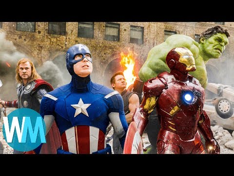 Top 10 Superhero Movies That Changed Everything