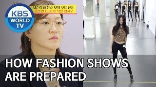 How fashion shows are prepared [Boss in the Mirror/ENG/2019.11.10]