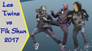 Hip hop 2017 - Les Twins vs Fik Shun - Best Dance Of The World 2017 P2