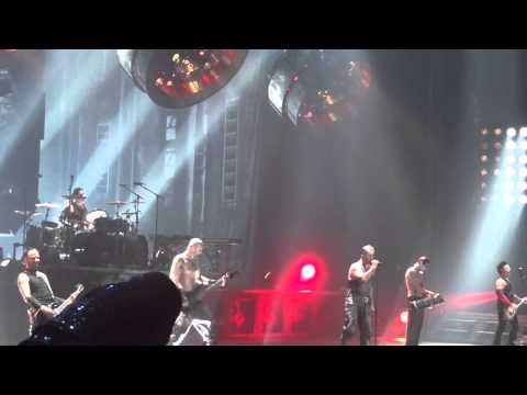Rammstein Pussy Live Montreal 2012 HD (1080p)
