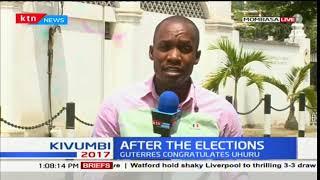 Kazungu Kambi consolidates evidence for a court case against incumbent Governor Amason Kingi