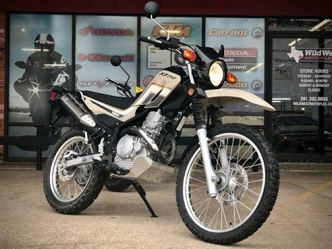 2019 Yamaha XT 250 at Wild West Motoplex