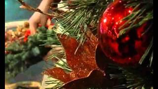 Интересные, необычные предметы интерьера, Мастер-класс по созданию рождественского венка. 2 часть