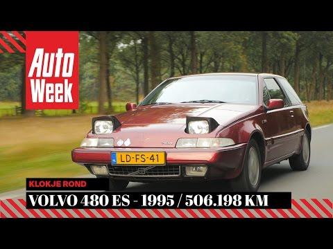 Volvo 480 ES - 1995 / 506.198 km - Klokje Rond AutoWeek