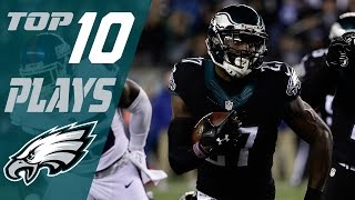 Eagles Top 10 Plays Of The <b>2016 </b>Season  NFL Highlights