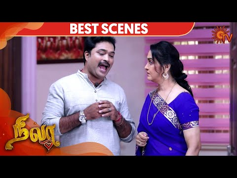 Nila - Best Scene | 7th December 19 | Sun TV Serial | Tamil Serial