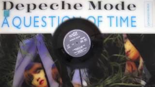 Depeche Mode - A question of time (1986 Extended Remix)
