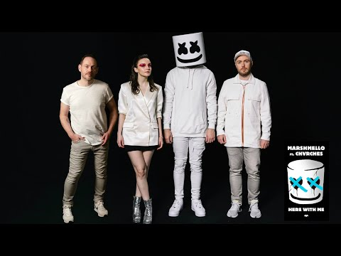 Marshmello Ft. CHVRCHES - Here With Me - CHVRCHES Fans Latinoamérica