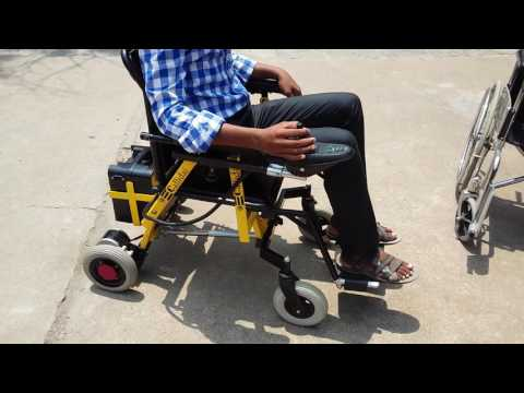 Garuda Powered Wheelchairs