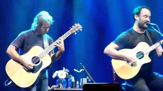 One Sweet World Dave Matthews and Tim Reynolds Seattle December 7 2010