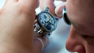Inside The Manufacture With A. Lange & Söhne
