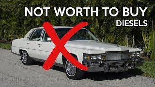 6 Worst Diesels You Should Stay Away From