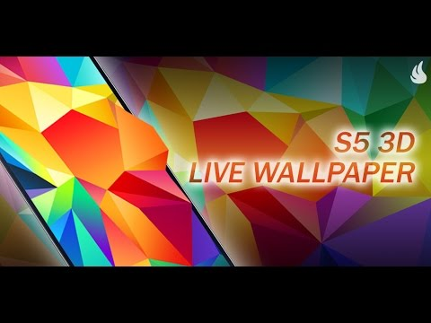 Video of S5 3D Live Wallpaper