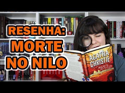 Morte no Nilo - Agatha Christie [RESENHA]