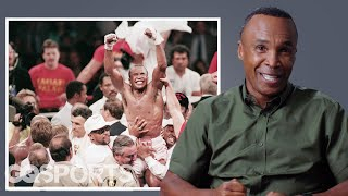 Sugar Ray Leonard Breaks Down His Most Iconic Fights | GQ