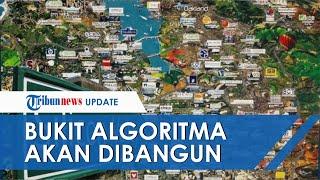 'Sillicon Valley' Indonesia Segera Dibangun di Sukabumi, Diperkirakan Telan Dana hingga Rp18 Triliun