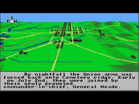 Gettysburg : The Turning Point Amiga