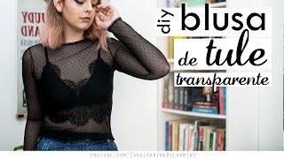 dbb5dd9fe como usar blusa de tule preta - Free video search site - Findclip