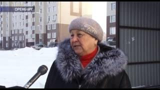К жителям новостроек за СКК «Оренбуржье» не ходит общественный транспорт