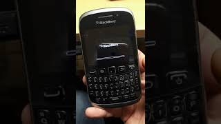 How To Wipe/factory Reset A BlackBerry Curve 9320 Easy