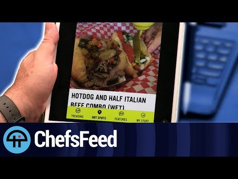 ChefsFeed App Review