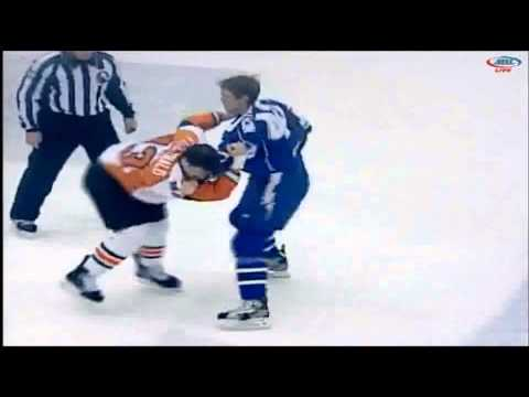 Jared Nightingale vs Zack FitzGerald