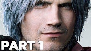 DEVIL MAY CRY 5 Walkthrough Gameplay Part 1 - INTRO (DMC5)