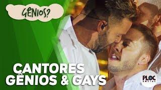 10 CANTORES GAYS FAMOSOS E GÊNIOS DA MÚSICA MUNDIAL • QUE SAÍRAM OU NÃO DO ARMÁRIO