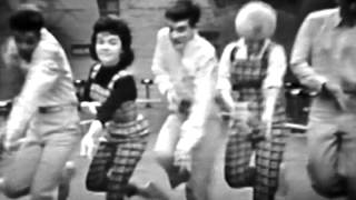 Annette dancing The Madison
