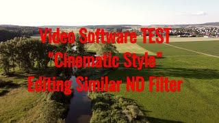 Color Editing Video, Drone Video, Dji Mavic Mini, Fimi x8 se, Phantom Only Editing Flight no ND !