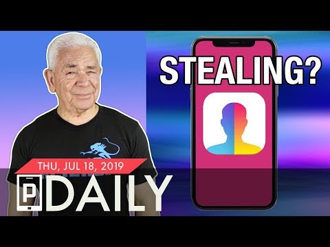 Face App could be STEALING your PHOTOS    download YouTube