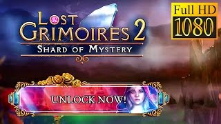 Lost Grimoires 2 Game Review 1080P Official Artifex Mundi Adventure