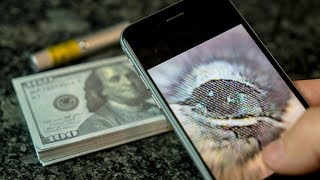 Make A Cheap Macro Lens For Your Phone