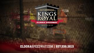 Eldora Speedway - Kings Royal 2017