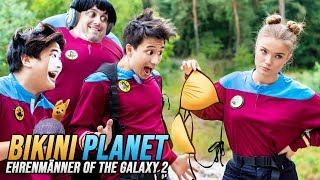 BIKINI PLANET - Ehrenmänner of the Galaxy 2 I Julien Bam