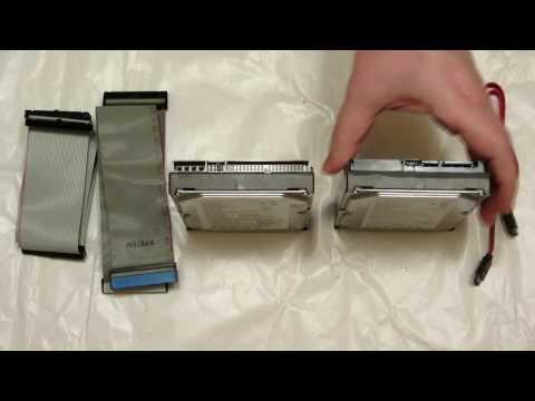 Diferencias Discos Duros Serial ATA e IDE