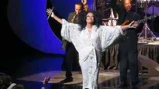 Diana Ross - Reach Out and Touch (Somebody's Hand) (Wynn Theater, Las Vegas NV, Oct 11, 2017)