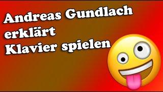 Andreas Gundlach erklärt Klavier spielen