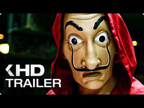 Download Money Heist Season 3 Trailer Netflix 2019 La Casa De Papel