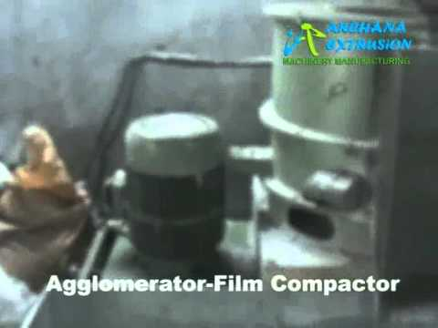 Agglometator Machine